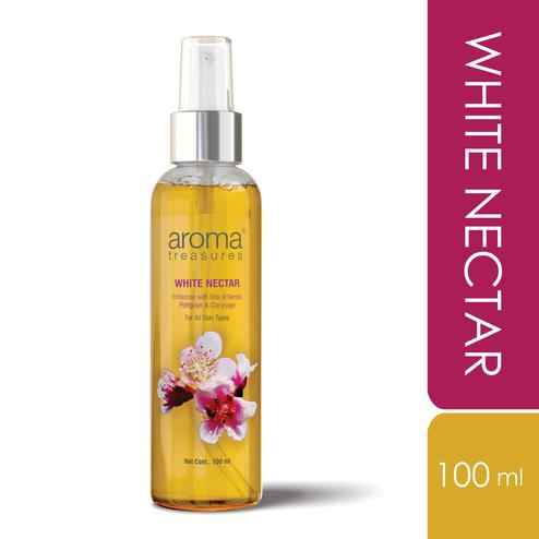 Aroma Treasures White Nectar - 100 Ml