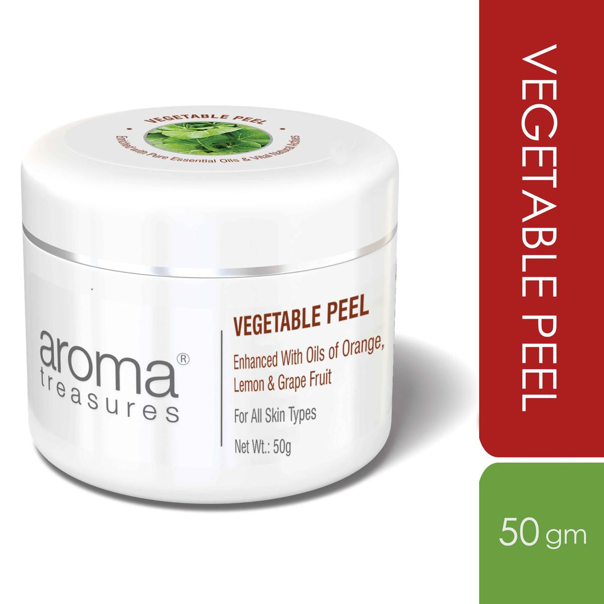 Aroma Treasures Vegetable Peel - 50 Gm