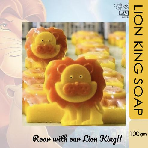 Laviche - Lion King Soap - 100Gms