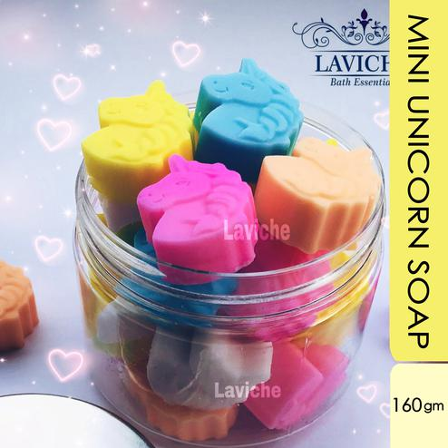 Laviche - Mini Unicorn Soaps - 160Gms
