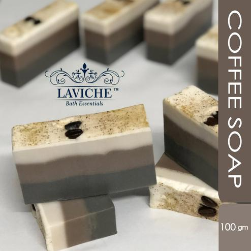 Laviche - Coffee Soap - 100Gms