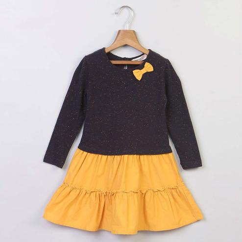Beebay Jersey Body Tiered Dress For Infants