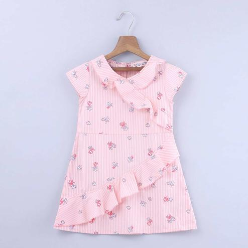 Beebay Liberty Floral Dress For Infants