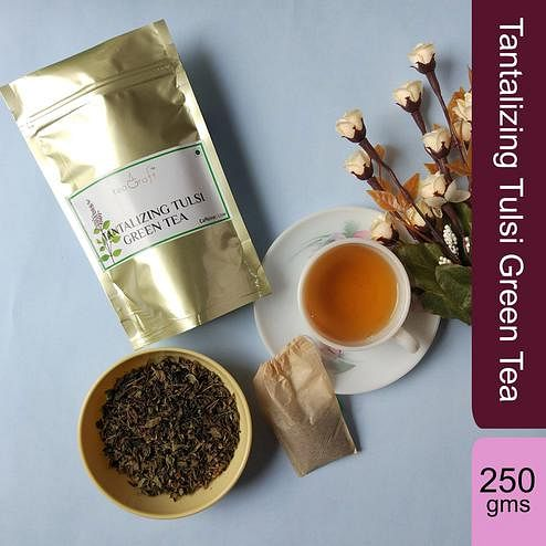 Tantalizing Tulsi Green Tea - 250 Gms