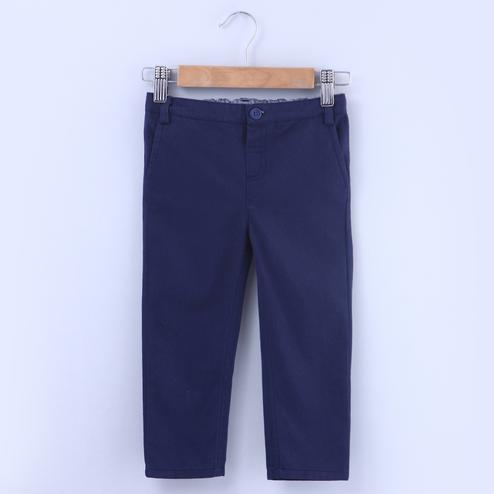 Beebay Navy Trouser For Kids