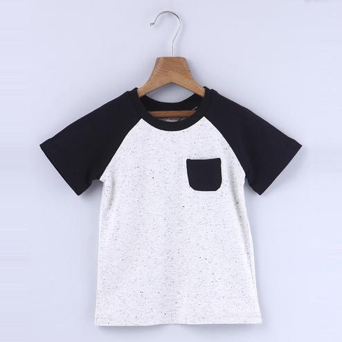 Beebay Reglan T-Shirt with Pocket For Kids