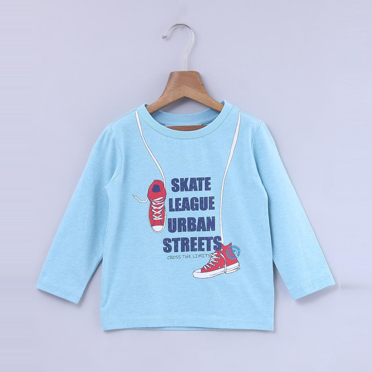 Beebay Shoe Graphic T-Shirt For Kids