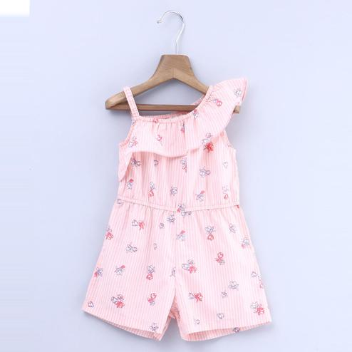 Beebay Liberty Floral Jumpsuit For Kids
