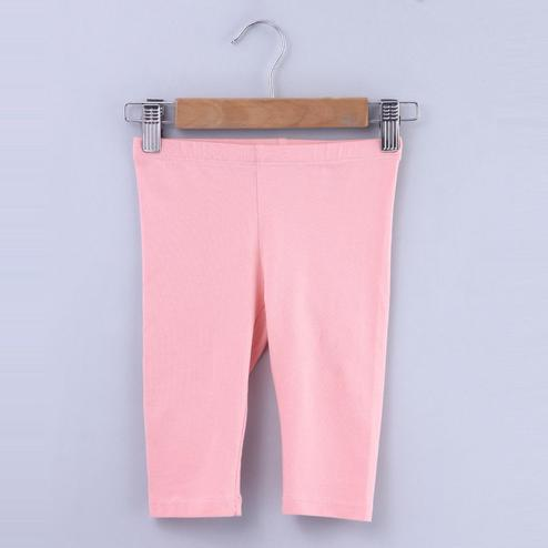 Beebay Peach 3/4 Legging For Infants