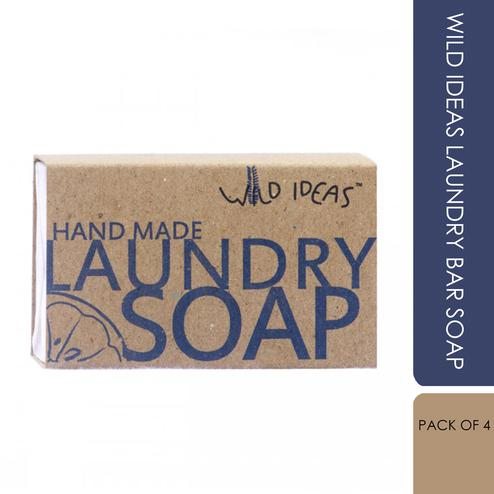 Wild Ideas Laundry Bar Soap (Pack Of 4)