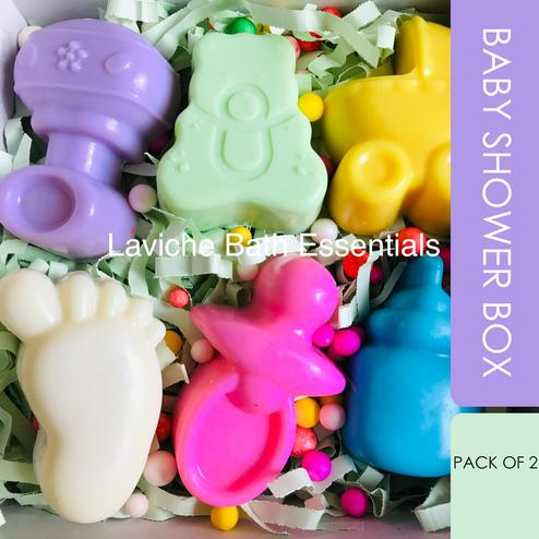 Laviche - Baby Shower Box