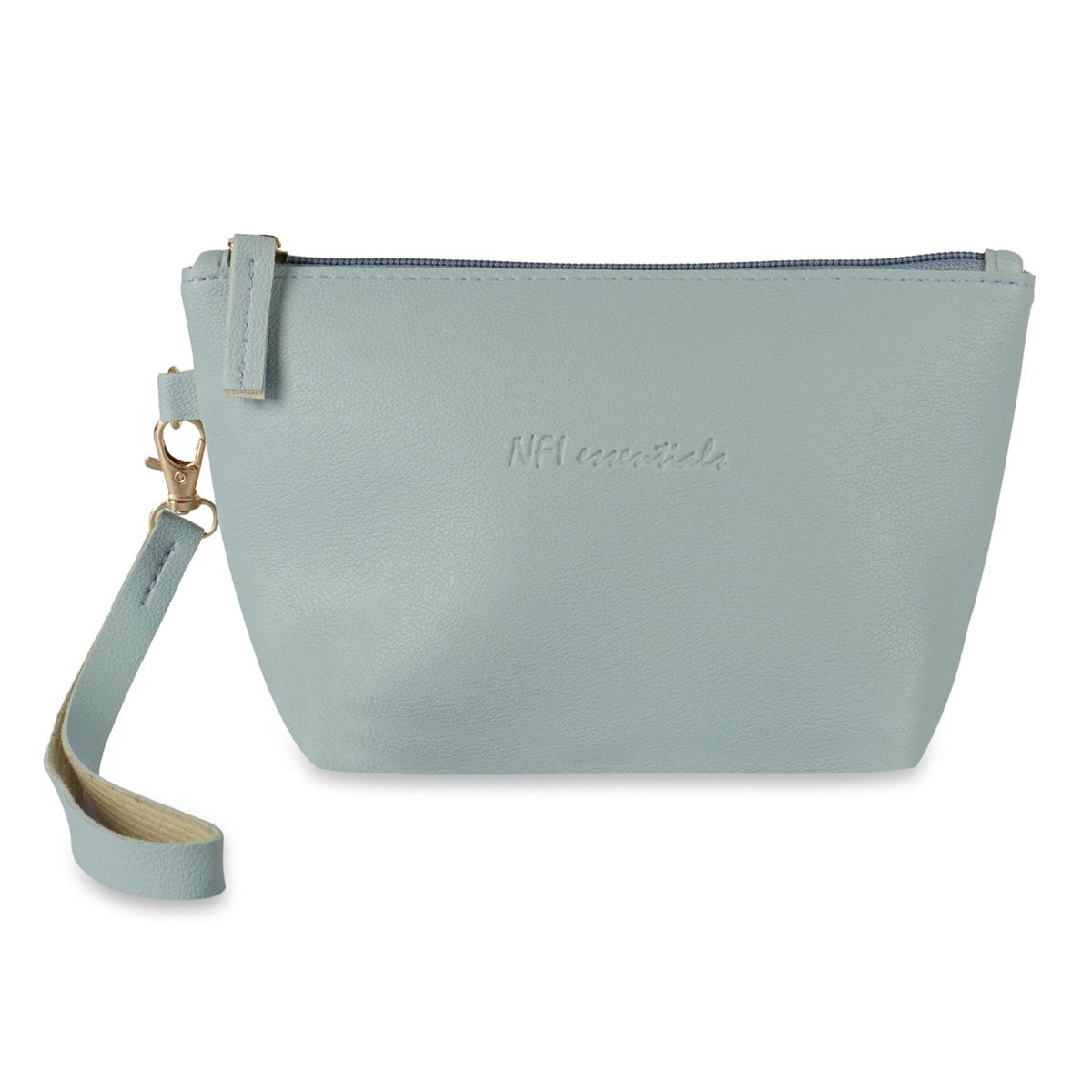 NFI essentials - Cosmetic Pouch (Light Blue)
