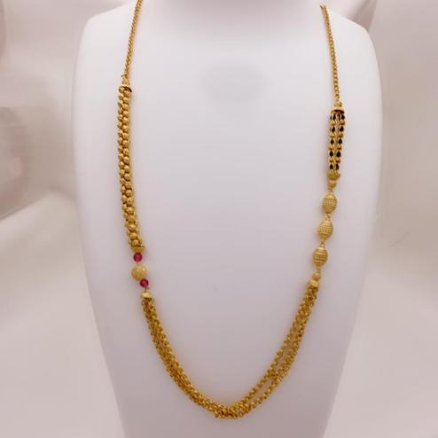 Sensational Gold Plated Copper Necklace