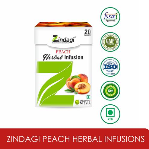 Zindagi Herbal Infusions - Weight Loose Suppliment - Natural diabetic care products