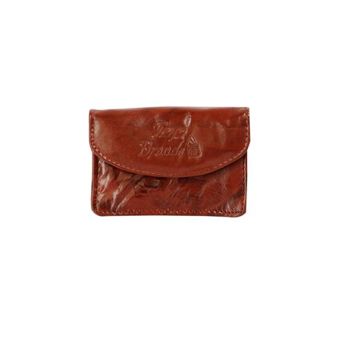 Lelys - Square Wallet - Small Pure Leather Wallet For Women/Girls - Rosewood