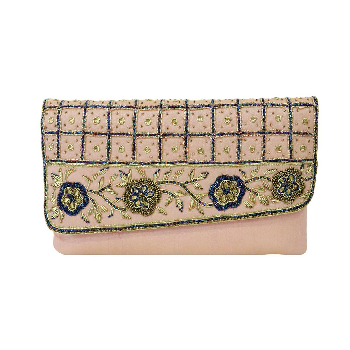 Lelys - Morden Party Wear Bright Color Clutch For Party