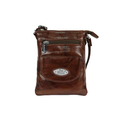 Lelys - Women's - Leather Sling Outing Bag For Girls