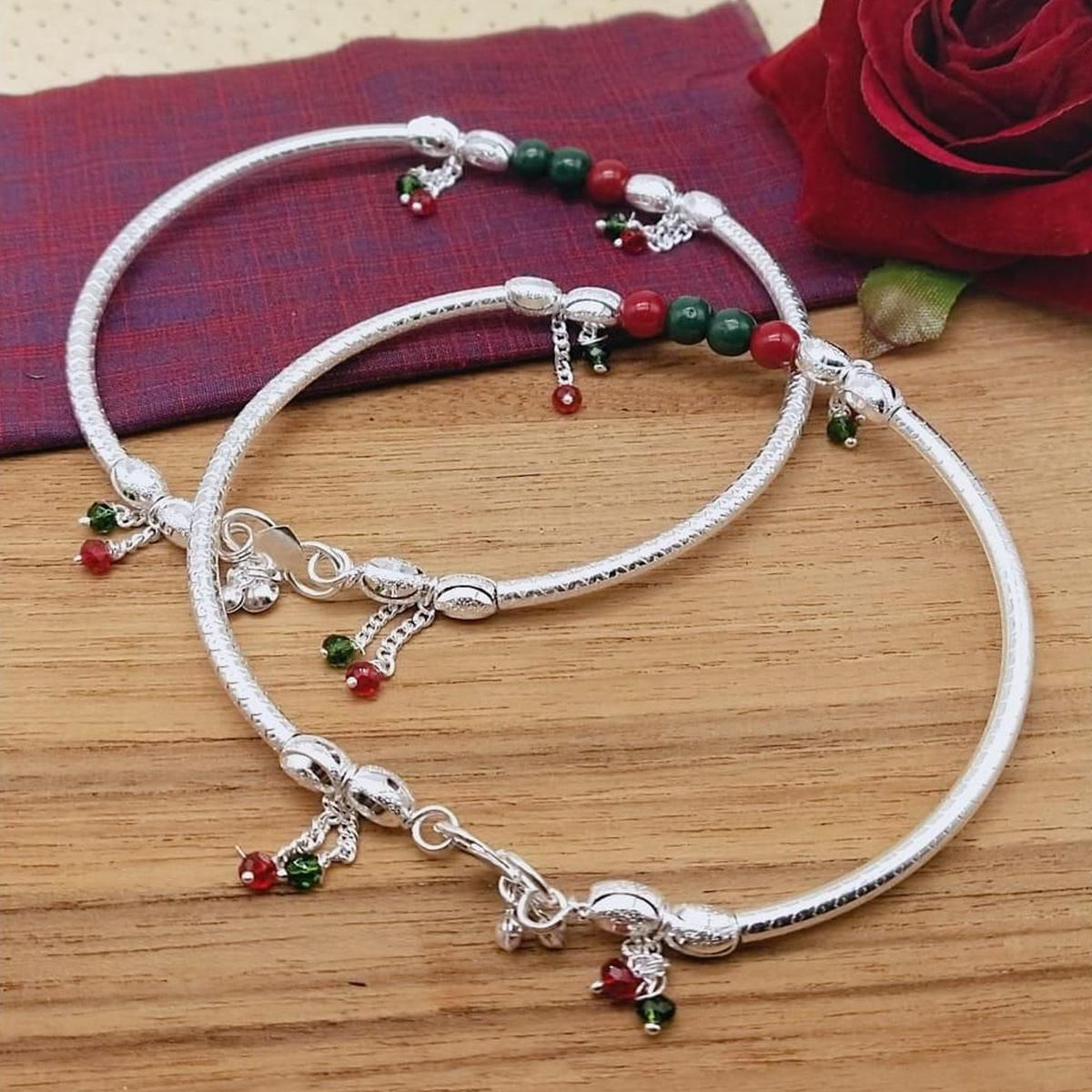 CRK WORLD - Beautiful Anklets For Women