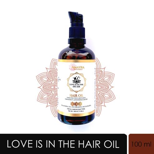 Amayra Naturals - Love is in the HAIR Oil - 100ml