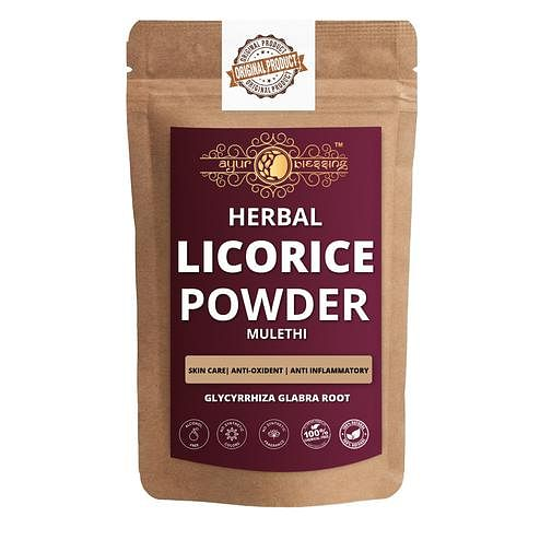 Ayur Blessing - Licorice Powder, For Face Pack and Skin Care